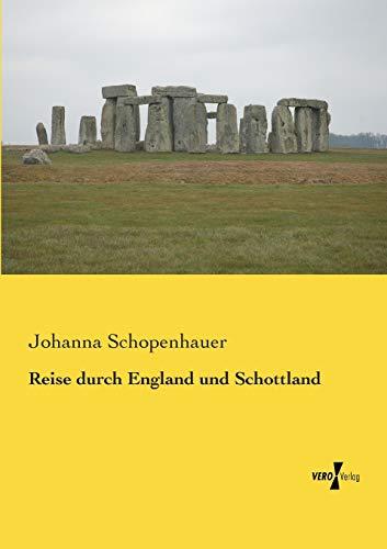 9783737201575: Reise durch England und Schottland (German Edition)