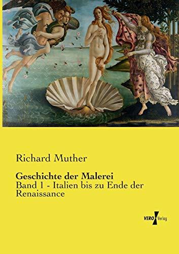 Geschichte der Malerei: Richard Muther