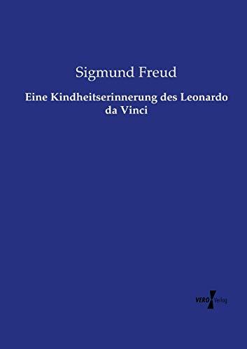 9783737206785: Eine Kindheitserinnerung des Leonardo da Vinci (German Edition)