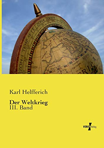 9783737207553: Der Weltkrieg: III. Band