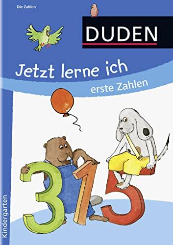 9783737330145: Jetzt lerne ich erste Zahlen (ab 4): Kindergarten