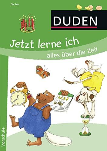 Jetzt lerne ich die Zeit: Vorschule: Holzwarth-Raether, Ulrike; Müller-Wolfangel, Ute