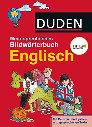 9783737330411: Duden- Mein sprechendes Bildwörterbuch Englisch - TING!