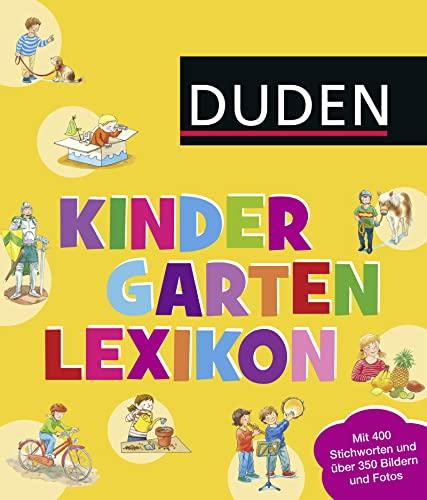 9783737330435: Duden - Kindergarten-Lexikon: Mit ,,Vorschulwissen kompakt'': alles Wichtige zum Schulanfang
