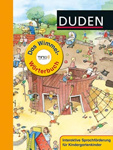 9783737330442: Duden - Das Wimmel-Wörterbuch (Ting-Ausgabe): Interaktive Sprachförderung für Kindergartenkinder