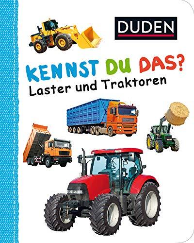 9783737331166: Kennst du das? Laster und Traktoren