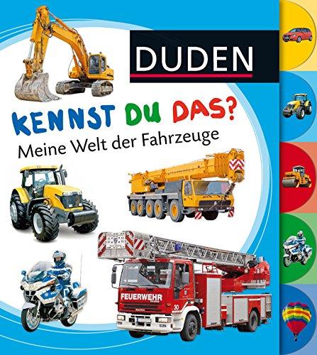 9783737331944: Duden - Kennst Du Das?: Die Fahrzeuge