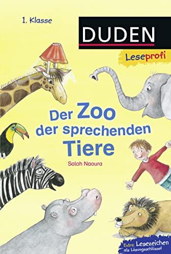 9783737332309: Leseprofi - Der Zoo der sprechenden Tiere, 1. Klasse