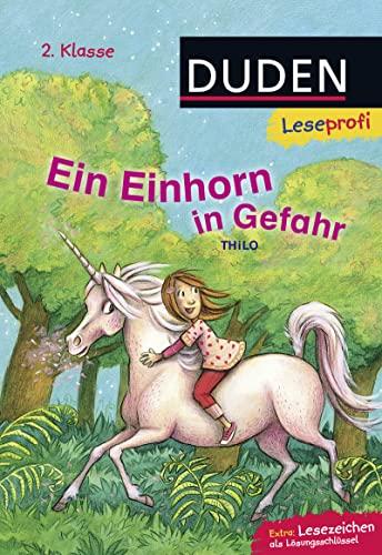 Leseprofi - Ein Einhorn in Gefahr, 2. Klasse: Thilo