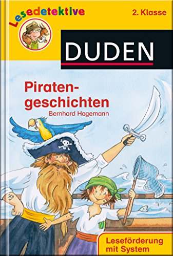 9783737335201: Lesedetektive - Piratengeschichten, 2. Klasse