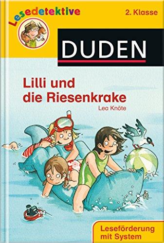 9783737335669: Lilli und die Riesenkrake (2. Klasse)