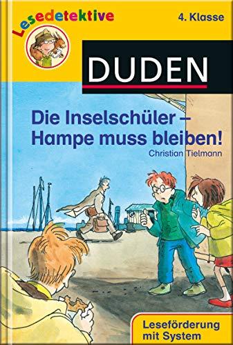 9783737335881: Die Inselschüler - Hampe muss bleiben! (4. Klasse)