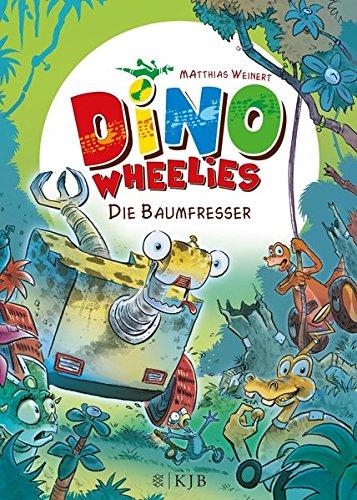 9783737351935: Dino Wheelies: Die Baumfresser