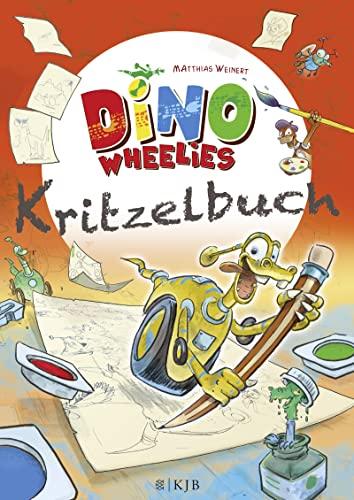 9783737351942: Dino Wheelies Kritzelbuch