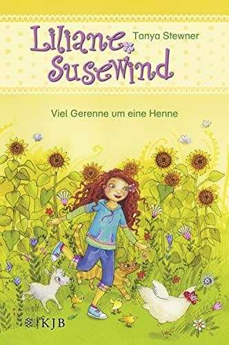 9783737352031: Liliane Susewind - Viel Gerenne um eine Henne