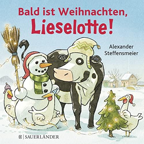 9783737352345: Bald ist Weihnachten, Lieselotte!