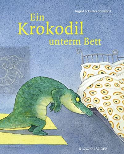 9783737353397: Ein Krokodil unterm Bett