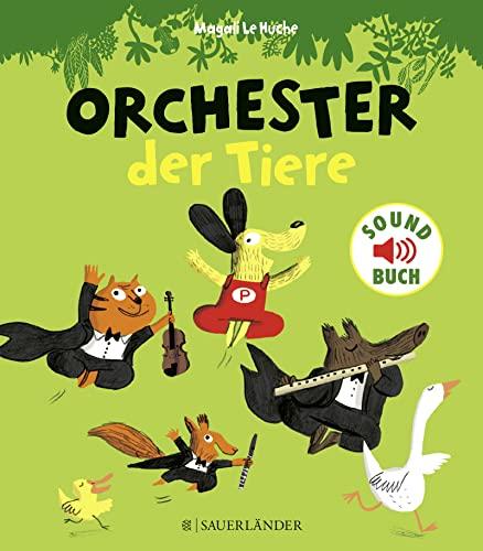 9783737353779: Orchester der Tiere