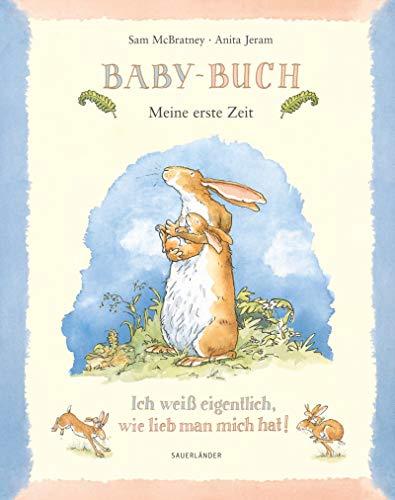 9783737360104: Baby-Buch. Weißt du eigentlich, wie lieb ich dich hab?