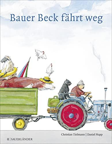 9783737360395: Bauer Beck fährt weg