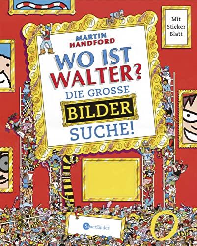 Wo ist Walter?: Die groe Bildersuche!: Martin Handford