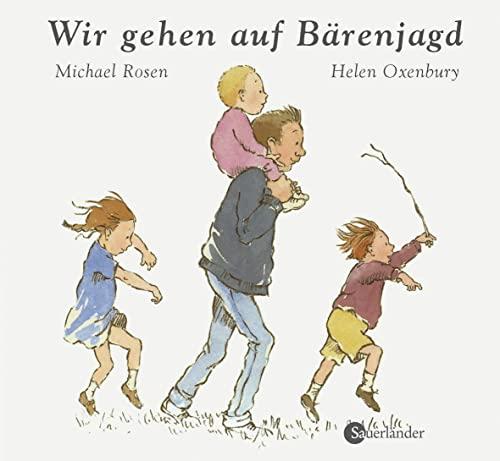 Wir gehen auf Bärenjagd (3737360669) by Michael Rosen
