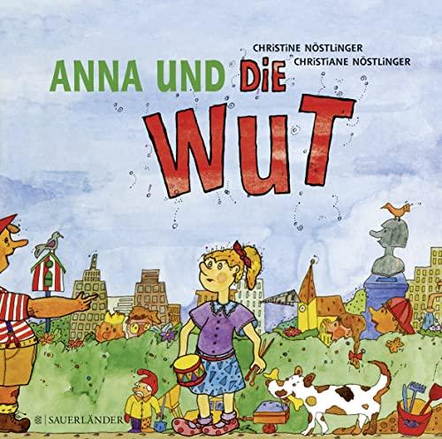 9783737360678: Anna und die Wut