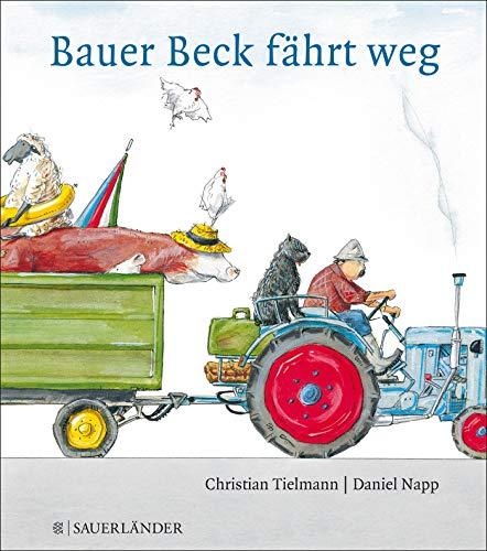 9783737360692: Bauer Beck f�hrt weg: Mini-Bilderbuch