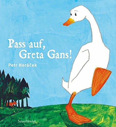 9783737361354: Pass auf, Greta Gans!