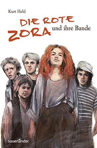 9783737362597: Die rote Zora und ihre Bande