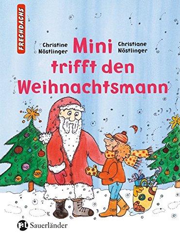 9783737363419: Mini trifft den Weihnachtsmann