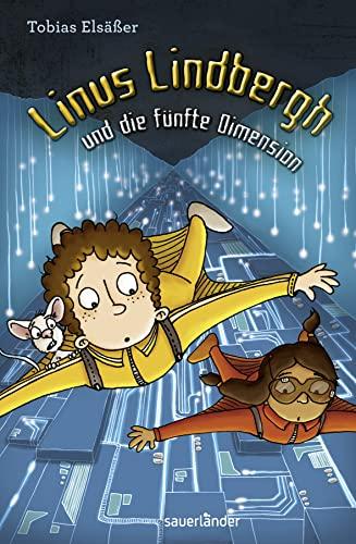 9783737363716: Linus Lindbergh und die fünfte Dimension