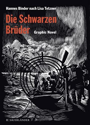 9783737364850: Die Schwarzen Brüder. Graphic Novel