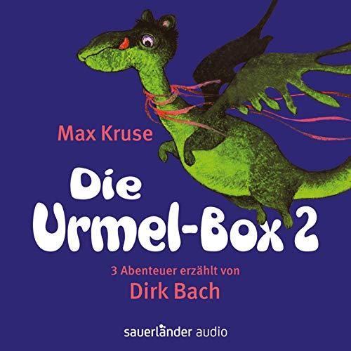9783737365963: Die Urmel-Box 2: 3 Abenteuer erzählt von Dirk Bach