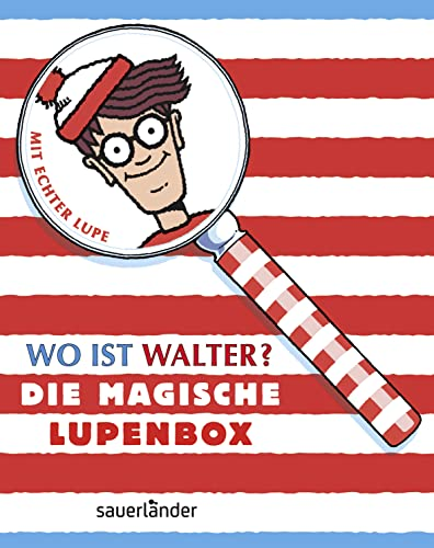 Wo ist Walter Lupenbox: Handford, Martin