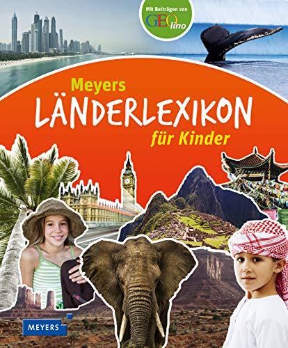 9783737370127: Meyers Länderlexikon für Kinder