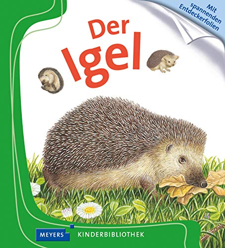 9783737370660: Meyers Kleine Kinderbibliothek: Der Igel (German Edition)