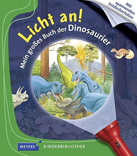 9783737375283: Licht an! Mein großes Buch der Dinosaurier