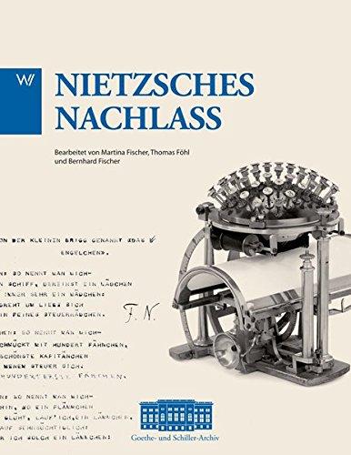 9783737402156: Nietzsche Nachlass