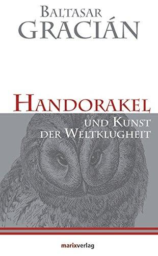 9783737409636: Handorakel Und Kunst der Weltklugheit