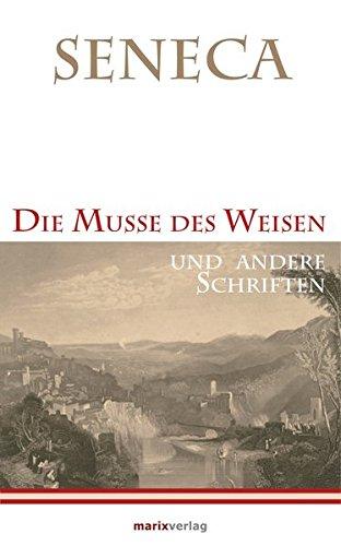 9783737409957: Die Mu�e des Weisen: und andere Schriften