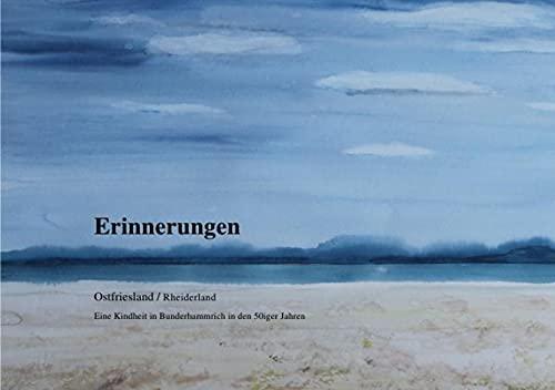 9783737511698: Erinnerungen (German Edition)