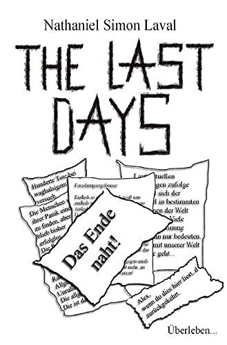 9783737559263: The Last Days (German Edition)