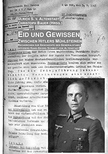 Eid und Gewissen: Schmidt von Altenstadt,