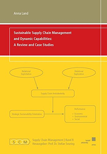 9783737650175: Sustainable Supply Chain Management and Dynamic Capabilities: A Review and Case Studies