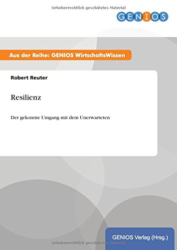 Resilienz: Robert Reuter
