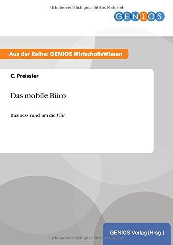 Das mobile Büro (German Edition)