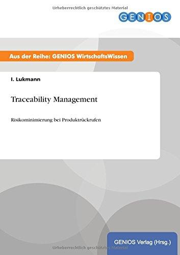 9783737935241: Traceability Management