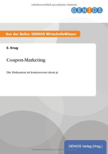 Coupon-Marketing