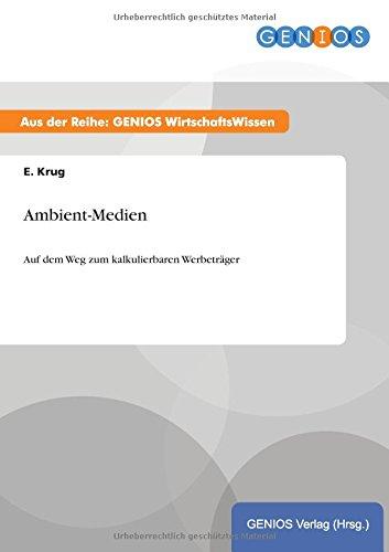 Ambient-Medien - Krug, E.